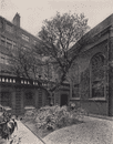 Girdlers' Hall, and the Mulberry tree that Escaped the Great Fire. London 1896